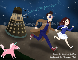 Me and The Doctor by Airy-F