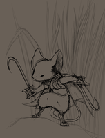 Mouse Guard by Dsurion