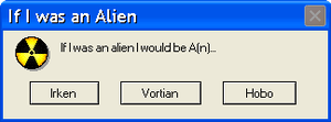 If I was An Alien by Invader-Johnny
