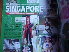 Featured in Cosmode the Nation 01 :D by Kurenai-Misuzu