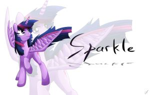 Sparkle Wallpaper by Theorous