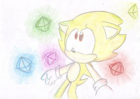 -Super Sonic- by LeniProduction