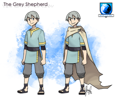 Nuzlocke White: The Grey Shepherd by ky-nim