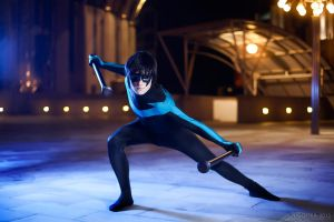 Nightwing 2 by AmethystPrince