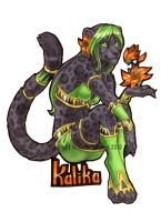 Kalika Badge by KatieHofgard