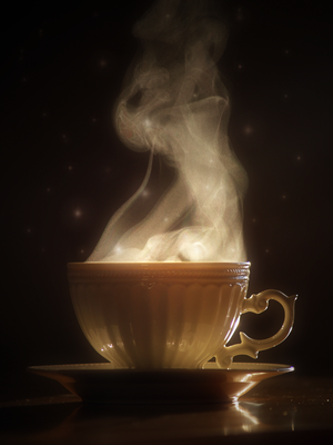 Cup of Magic by hermione9001