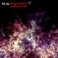 """NuLLabstract12 """"Oblivion"""" by AlphaNull"""