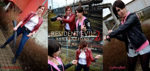 Resident Evil : Revelations 2 by ChaoticClaire