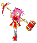 5YL Amy - New Hammer by ShadOBabe