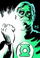 Green Lantern by IanJMiller