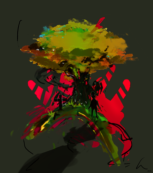 Tree Guy by chaosLT