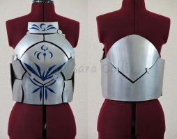 Saber Armor by thatbloodypirate