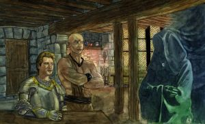 Cearis meeting Eriksoln and Osryd by Odomi2
