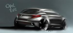 Opel EVE by MartinEDesign