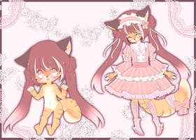 [Adoptable-Closed] Syberian Cat by PuffyPrincess