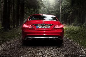 20131117 E400coupe Mbpassion 005 M by mystic-darkness