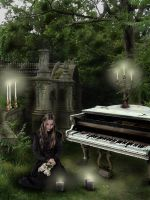 Requiem For A Melody by wolfmorphine