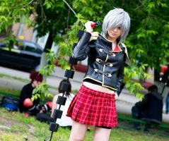 Seven [ Final Fantasy type 0 ] by SelenaAdorian