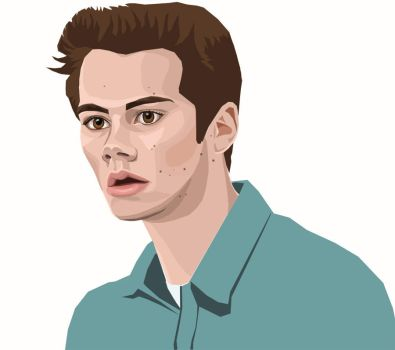 Stiles in Blue by PoorMedea