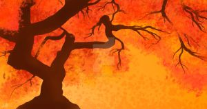 Day 137: Fall Tree by Artistic-Winds