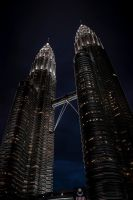Petronas Towers by InayatShah