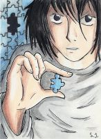 .: ACEO:. The Missing Detail by StarlightsMarti