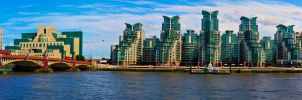 St. George's Wharf by FillyDan