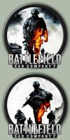 Bad Company 2 Icons by kodiak-caine