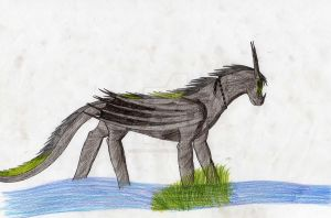 Paradoxus -traditional- by ImmortalShande