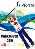 APH - Canada 2010 OLYMPICS by emgee-chan