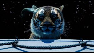 Richard Parker - Life of Pi by marsson