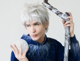 Jack Frost - Rise of the Guardians COSPLAY by AlexanDrake89