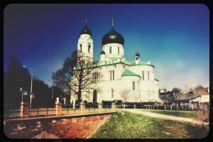 Archangel Michael Cathedral by caie143