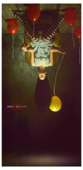 Tales of the green armchair: The balloon girl by Grooveinjector