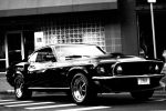 1969 Mustang by xshadowx