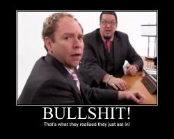 Penn and Teller-BULLSHIT by Urchie1991