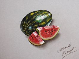 Watermelon by marcellobarenghi