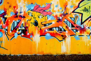 Graffiti 013 by ISOStock