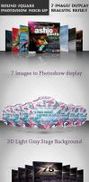 Photoshow Mock-up by idesignstudio