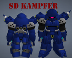 SD Kampfer by lordvipes