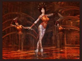 Ballet of a Mechanical Doll by Plassgard