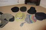 Heptaforce of Hats by Duckyworth