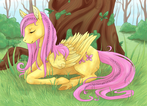 Calm day by SeaDragon06