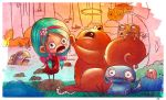 the bear tales by super-ania