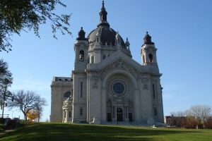 Cathedral of St. Paul by advs14u2nv