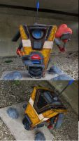 Claptrap Extravaganza by Mdnghtkith
