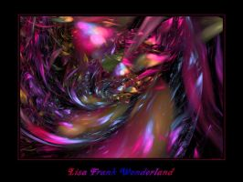 Lisa Frank Wonderland by cutesaru18