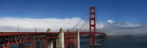 SanFrancisco GoldenGate Bridge by mksven