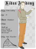 Mr Tom Culley by AcerbusKeeper