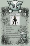 My Latest Deviant ID by Almoace